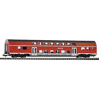 Piko H0 57620 H0 Doppelstock Zwischenwagen der DB AG Zwischenwagen 2. Klasse