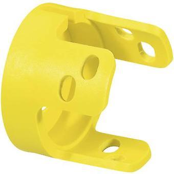 BACO BALWA0225 Protective collar (Ø x H) 22 mm x 40 mm Grey 1 pc(s)