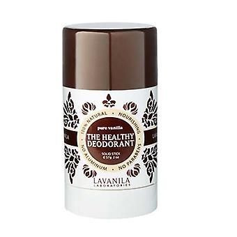 Lavanila The Healthy Deodorant Pure Vanilla Solid Stick 2oz / 57g