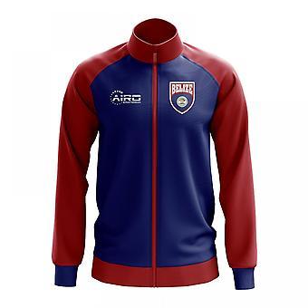 Belize koncept fodbold Track jakke (blå)