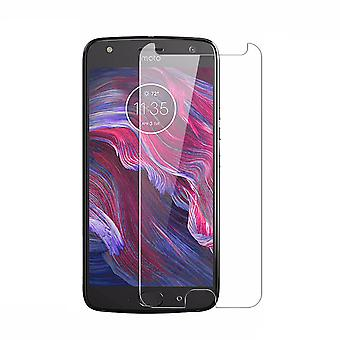Motorola Moto X4 tempered glass screen protector Retail