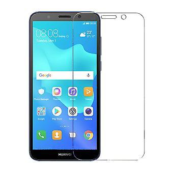 Huawei Y5 2018 Вылеченный стеклянный экран Защита Розничная