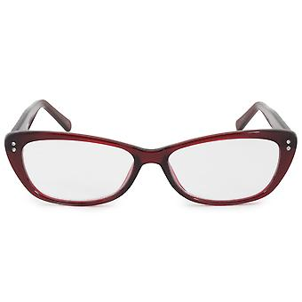 Harley Davidson Oval Reading Eyeglasses HD3013 RD 52 +1.25