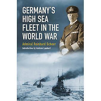 Germany's High Sea Fleet in the World War by Reinhard Scheer - 978184