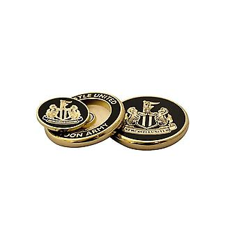 Newcastle United FC Ball Marker Duo