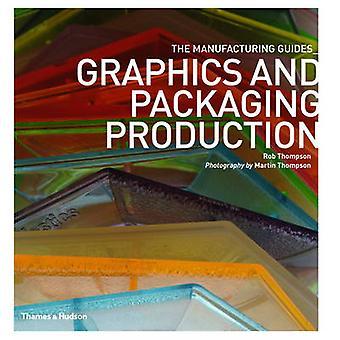 Grafiken und Verpackungs-Produktion von Rob Thompson - Martin Thompson-