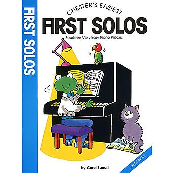 Chester's Easiest First Solos