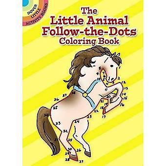 Die tierischen Follow-the-Pünktchen (Dover wenig Activity Books)