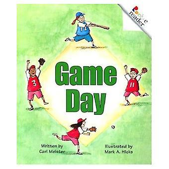 Game Day (Rookie läsare: nivå A)