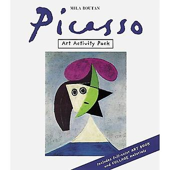 Sztuka Activity Pack: Picasso