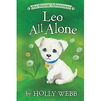 Leo All Alone (aventures de sauvetage pour animaux de compagnie)