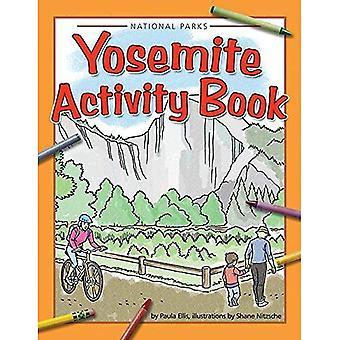 Yosemite aktivitetsbok