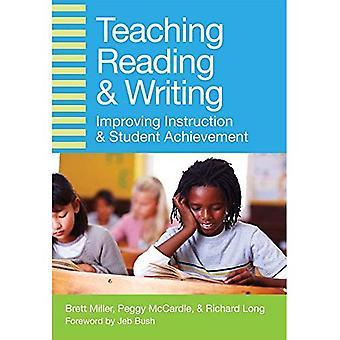 Att integrera läsa och skriva i klassrummet: bättre instruktion och Student prestation