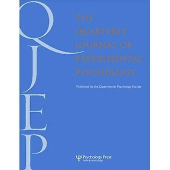 Aarding cognitie in perceptie en actie: een themanummer van het driemaandelijks tijdschrift van de experimentele psychologie (speciale kwesties van Quarterly Journal of Experimental Psychology)