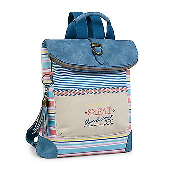 Casual backpack for women design 302560 Skpat