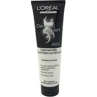 De-Maq Expert av L'Oreal Paris Cashmere mjölk Expert Make-up Remover 150ml