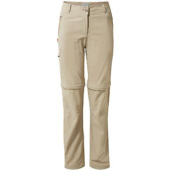Craghoppers Womens NosiLife Pro Convertible Walking Trousers