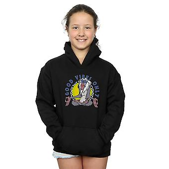 Disney flickor The Lion King Rafiki bra vibbar bara Hoodie