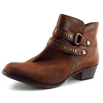 a.n.a A New Approach Womens Addie Closed Toe Ankle Fashion Boots