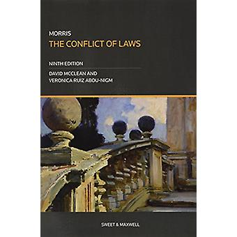 Morris - The Conflict of Laws by Professor David McClean - 97804140381