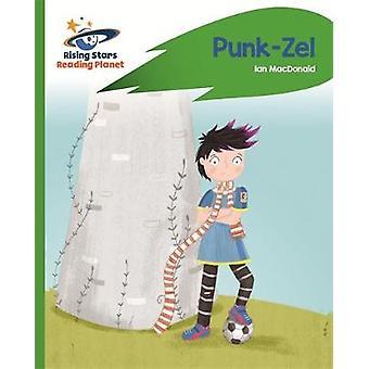 Reading Planet - Punk-Zel - Green - Rocket Phonics - 9781471878022 Book