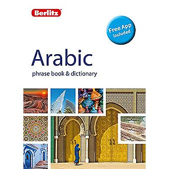 Berlitz Phrase Book & Dictionary Arabic - 9781780044903 Book