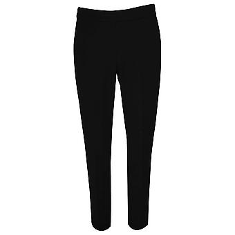 Betty Barclay Elasticated Waist Black Pull On Trousers