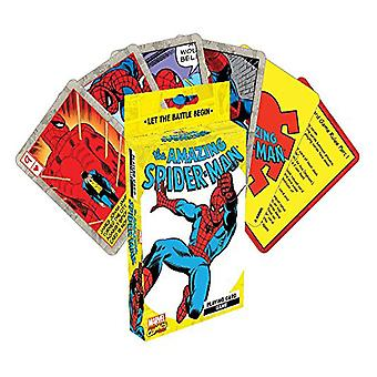 Marvel Spiderman Card Game