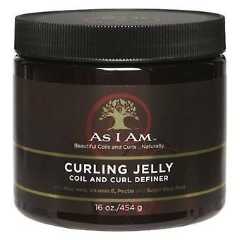 As I Am Curling Jelly Definer 16oz