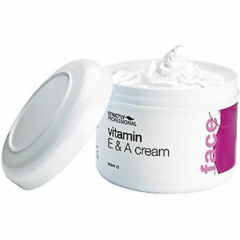 Strictly Professional Vitamin E And A Cream