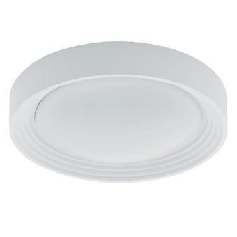 Eglo Ontaneda buitenmuur en plafondlicht in wit