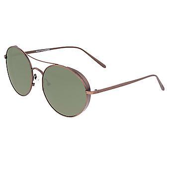 Breed Barlow Titanium Polarisierte Sonnenbrille - Braun/Schwarz