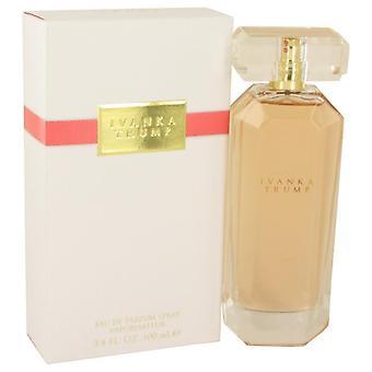 Ivanka trump eau de parfum spray by ivanka trump 533635 100 ml