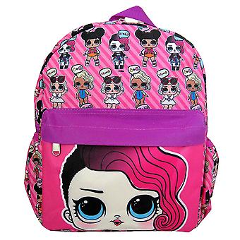 Small Backpack - LOL Surprise - Rocker From Glee Club  New 002886-2