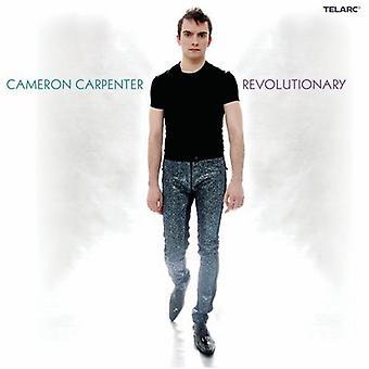 Cameron Carpenter - Revolutionary [Includes Bonus Dvd] [CD] USA import