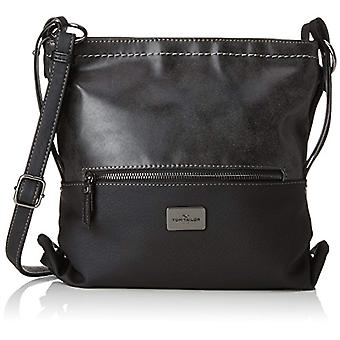 Tom Tailor 24422 Black Women's shoulder bag (Black (schwarz 60)) 9x26x28.5 cm (B x H x T)