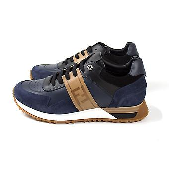 Fendi Sneaker Mix Crostan laivasto