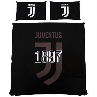 Juventus FC Reversible Mono Double Duvet Set