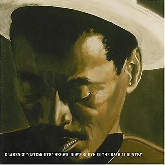 Clarence Gatemouth Brown - Down South in the Bayou Country [CD] USA import
