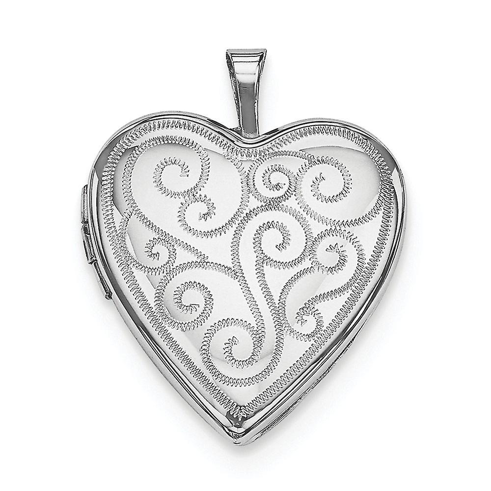 O1//2 925 Sterling Silver Anillo Cuadrado Blanco Cubic Zircon Talla L