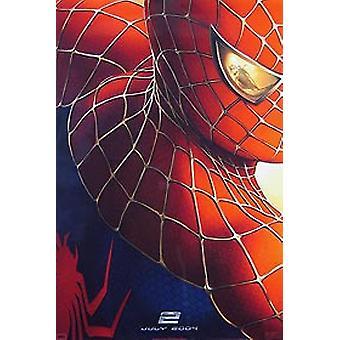 Spiderman 2 (Double Sided Advance) Original Cinema Poster