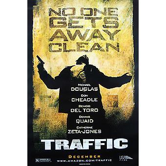 Verkehr (Single Sided Advance) Original Kino Poster