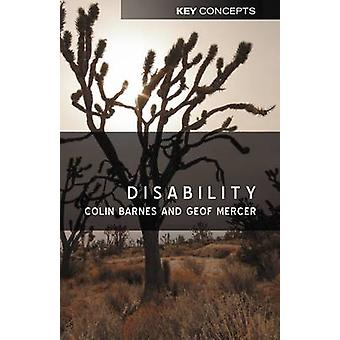Disability by Colin Barnes