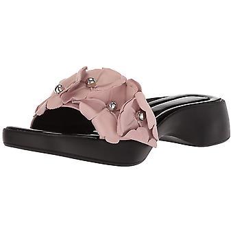 Avec Les Filles Womens Alise Open Toe Casual Platform Sandals