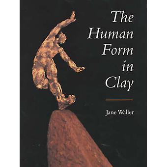 Forme humaine dans l'argile par Jane Waller