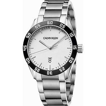 Calvin Klein K9R31C46 Men's Compete Wristwatch