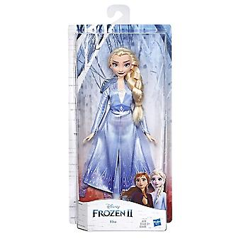 Disney Frozen Frozen 2 Elsa Character Fashion Doll