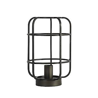 Light & Living Table Lamp Ø21,5x33 Cm PARKER Dark Bronze