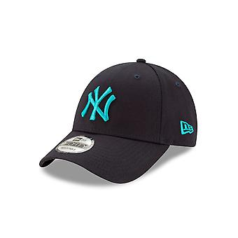 Nieuwe tijdperk League Estl 9Forty GLB ~ New York Yankees Navy