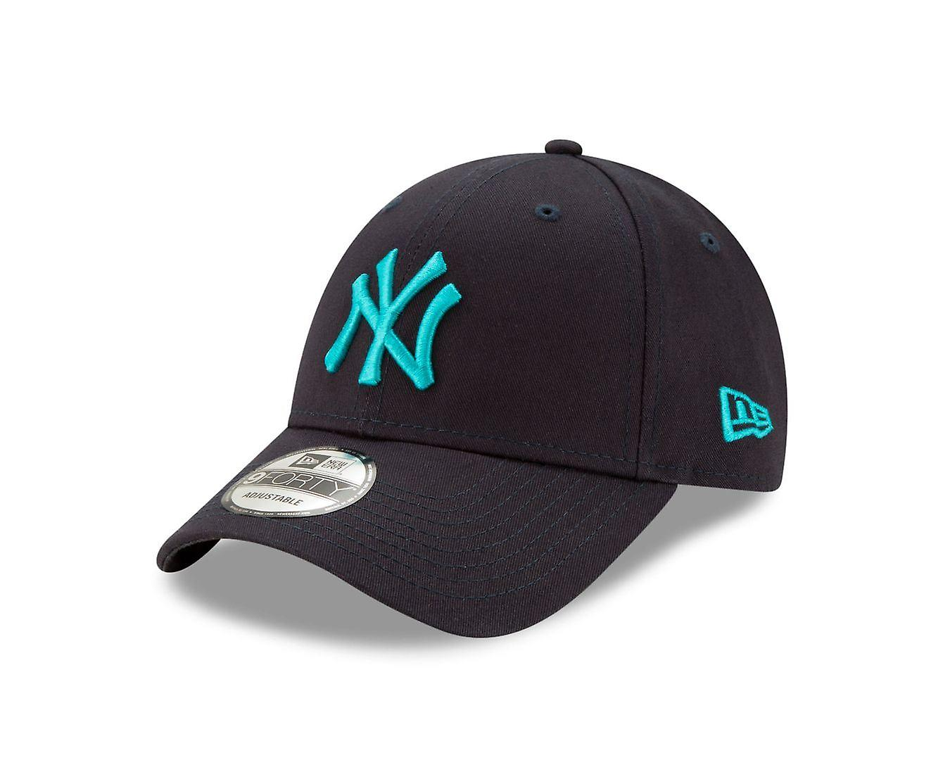 New Era League Estl 9Forty Cap ~ New York Yankees navy